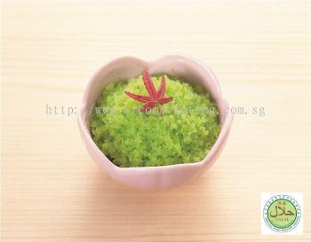 Seasoned Fish Roe Wasabi Flavor / Halal Ebiko Wasabi / Masago Wasabi