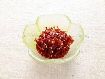 Arco Marketing Pte Ltd : Seasoned Sakura Shrimp With Bonito / Sakura Ebi
