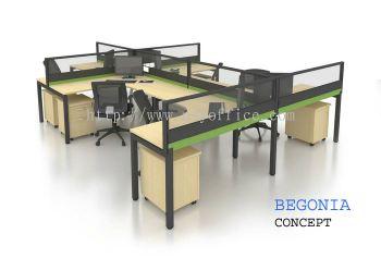 Begonia Concept