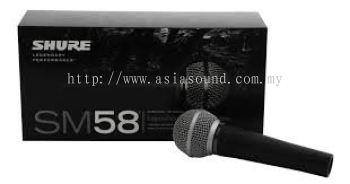 Shure SM58 (Original)