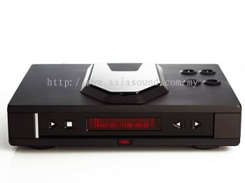 Valve Isis Reference CD Player