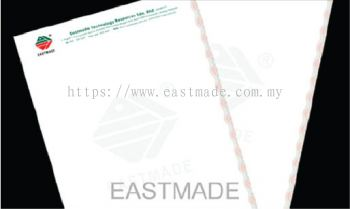 Security Letterhead
