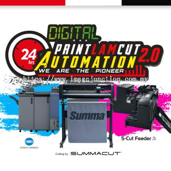 Digital PrintLamCut Automation 2.0