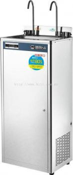 Stainless Steel Water Dispenser JO-2B2 hot/cold