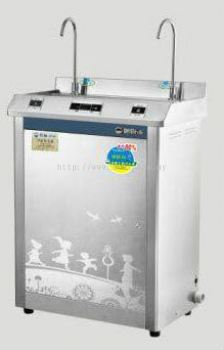 Stainless Steel Water Dispenser JO-2YC5warm