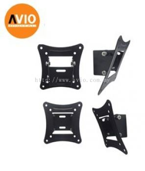 """C12 TV Monitor Wall Mount Bracket LED 10"""" to 24"""" 10 18 19 22 24 inch"""