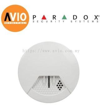 Paradox SD360 Wireless Ceiling Mount Smoke Detector Built in Siren