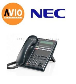NEC IP7WW-12TXH-A1 12 Key Multiline Phone Terminal for SL2100