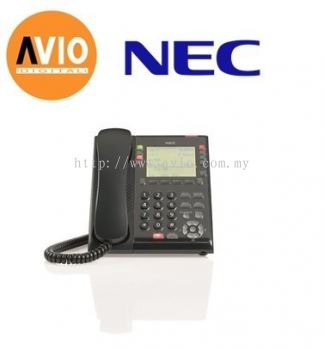 NEC IP7WW-8IPLD-C1 8key IP DESI-Less Multiline Terminal for SL2100