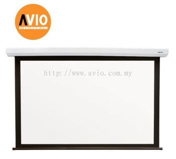 KMC1010 120 x 120 ( 10 x 10 feet ) Projector Motorized Screen