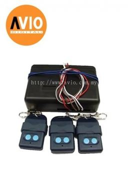 Unilarm ARC004 Universal Alarm Remote Control Set