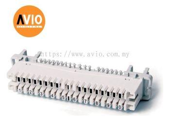 DISC-10P 10-pair Disconnection Module
