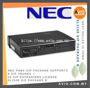 NEC Keyphone SL2100 SIP Package B SL2100 Package SIP VOIP 832