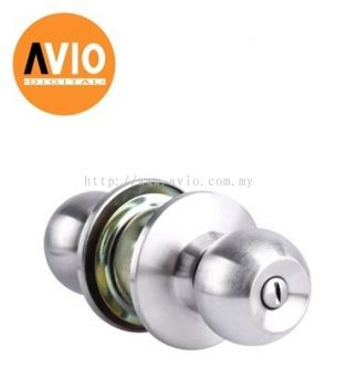 DORETTI DCK3610SS CYLINDRICAL LOCK BK SUS 304 STAINLESS STEEL