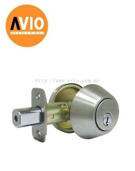 DORETTI DD102AB-V DOUBLE DEADBOLT SUS 304 ANTIQUE BRASS
