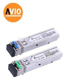 PFT3960 Gigabit SFP Singlemode Fiber Module Transceiver
