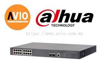 AVIO PFS4218-16GT-190 16 POE + 2 GE Managed Switch