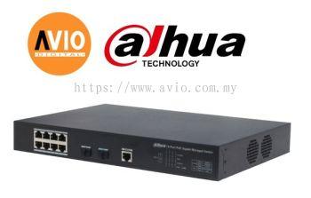 AVIO PFS4210-8GT-150 16 POE + 2 GE Managed Switch