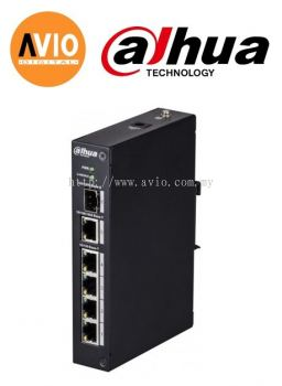 AVIO PFS3106-4T 4FE + 1GE + 1GE SFP Unmanaged Access Switch