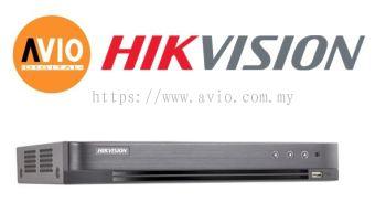 Hikvision DS-7204HQHI-K1 DVR p2p TVI CVI AHD CVBS IP 4CH 1080P / 4MP Lite CCTV Recorder
