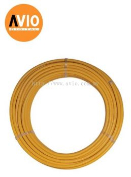 P1C15Y 1 core 1.5mm 100meter Yellow Power Cable