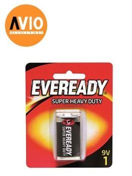 Eveready 1222BP1 9V Battery 1 pc