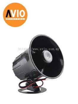 ASH003 30W Alarm External Siren Horn