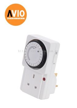 LX-243T 13A 24 Hour Timer With Sirim Sticker