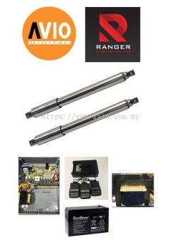 Ranger G-RGA222-KIT Autogate Swing Arm Package Set 400kg Adjustable