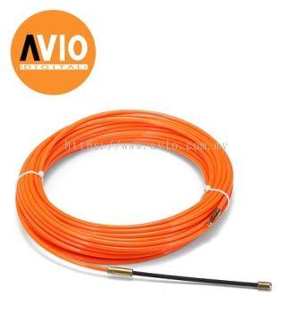 AVIO WP15M-O WIRE PULLER 15M X 4.0MM ORANGE COLOUR