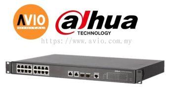 DAHUA AVIO PFS4218-16ET-190 16 POE + 2 Combo managed Switch