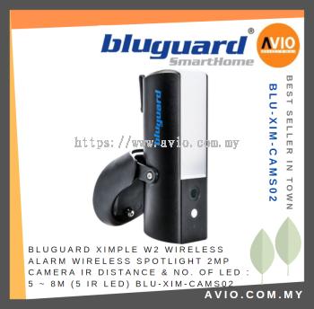 Bluguard BLU-XIM-CAMS02 2MP Wireless Spotlight Camera