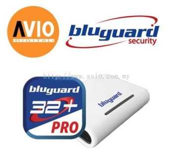 Bluguard BLU-PCI-IP PRO T32 Interface Module for mobile Apps