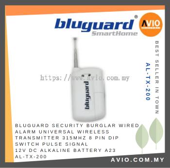 Bluguard AL-TX-200 Wireless Transmitter