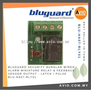 Bluguard BLU-HA07-RLY01 Miniature Relay & Feedback Sensor