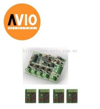 BLU-HA06-SB 1 way HOME AUTOMATION MODULE