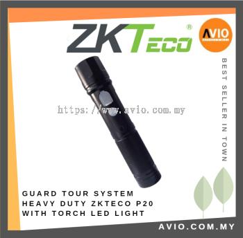 ZKTeco ZK P20 Guard Tour System
