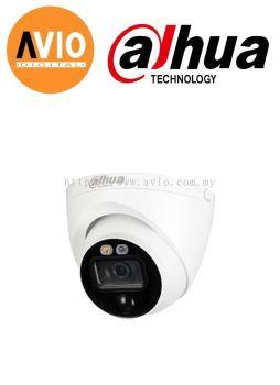 Dahua ME1500E-LED 5MP Active Deterrance HD-CVI Dome CCTV Camera