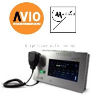 """MIP_Ters8 Stadalone IP Terminal w 7"""" Touch Screen PA System"""