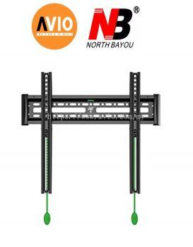 "NB North Bayou NBC2-F 32"" - 55"" Fixed Flat Panel Display Mount Bracket"