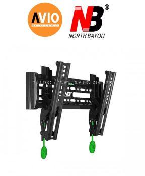 "NB North Bayou NBC1-T 17"" - 37"" Fixed Flat Panel Display Mount Bracket"