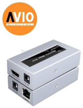 HD-EXT50 HDMI extender over Single UTP cable (Cat5e/Cat6)