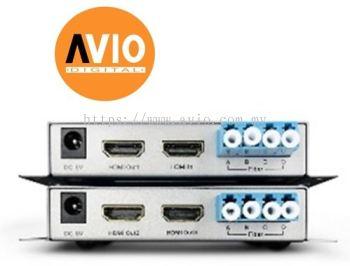 HD-FB1000 4K HDMI extender over Fiber Optic
