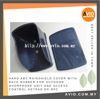 DP-RPC Rain Protection Cover for Doorphone unit or Reader (Plastic)