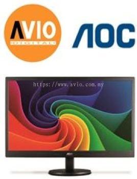 """AOC E1670SWU 1670 16"""" 16 inch led Computer Monitor"""