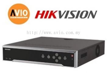 Hikvision DS-7716NI-I4/16P(B) 16 ch IP Network NVR with POE (300m)