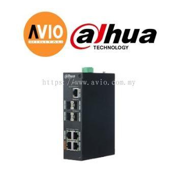 Dahua PFS3409-4GT-96 9Port Gigabit with 4 Port POE Unmanaged Hardened Switch