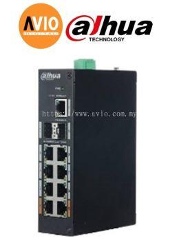 Dahua PFS3211-8GT-120 11Port Gigabit with 8Port POE L2 Unmanaged Hardened Switch