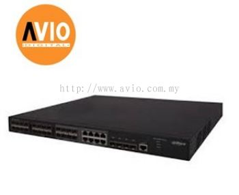 S5500-24GF4XF 8GE Combo + 16*SFP ports + 4*SFP+ L2+ Managed Aggregation Fiber Switch