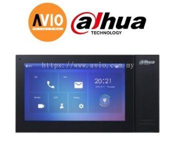"Dahua VTH2421FB-P IP Inddor Monotor 7"" POE  with 8GB Memory + Micro SD"
